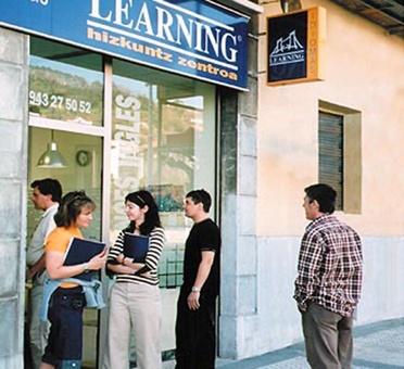 Academia LEARNING ,  Idiomas en Gros, Academias en Gros, Academia en Donostia